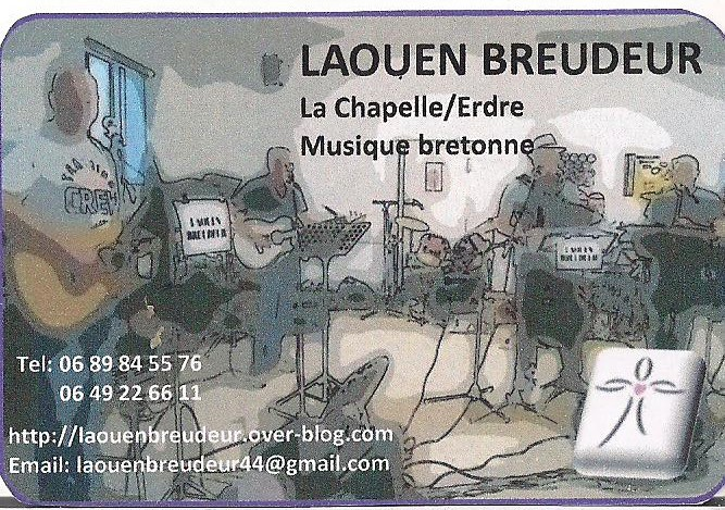 Laouen Breudeur